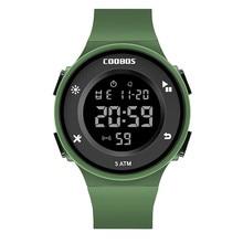 Модные детские часы для дайвинга, светодиодный цифровые часы для детей, мальчиков, девочек, студентов, многофункциональные спортивные наручные часы для плавания, Прямая поставка