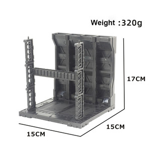 Image 3 - 1set Mechanical Chain Case Machine Nest Action Base for HG MG RG Gundam Model 1/100 and 1/144 Model Accessories