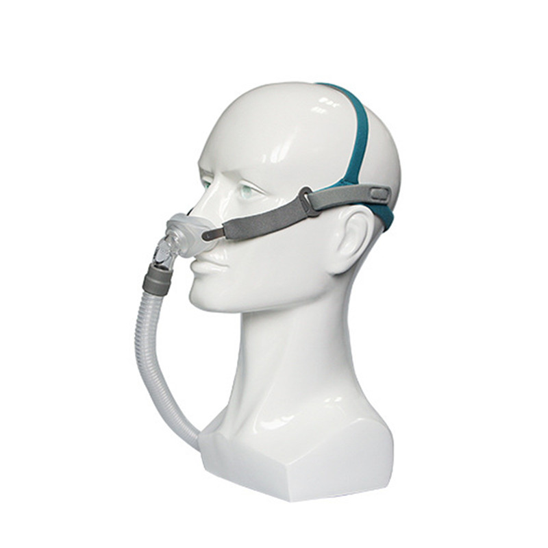 WNP Nasal Pillows Mask For CPAP Auto CPAP BiPAP Ventilator Sleep 3 Sizes Universal Cushion Pad Anti Snoring Hot Sale