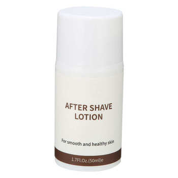 Męskie po goleniu balsam po goleniu koją nawilżają skórę po goleniu zmniejszyć zaczerwienienie spalić 50ML po goleniu krem tanie i dobre opinie TMISHION Mężczyzna CN (pochodzenie) Post After Shave Lotion 3 Years