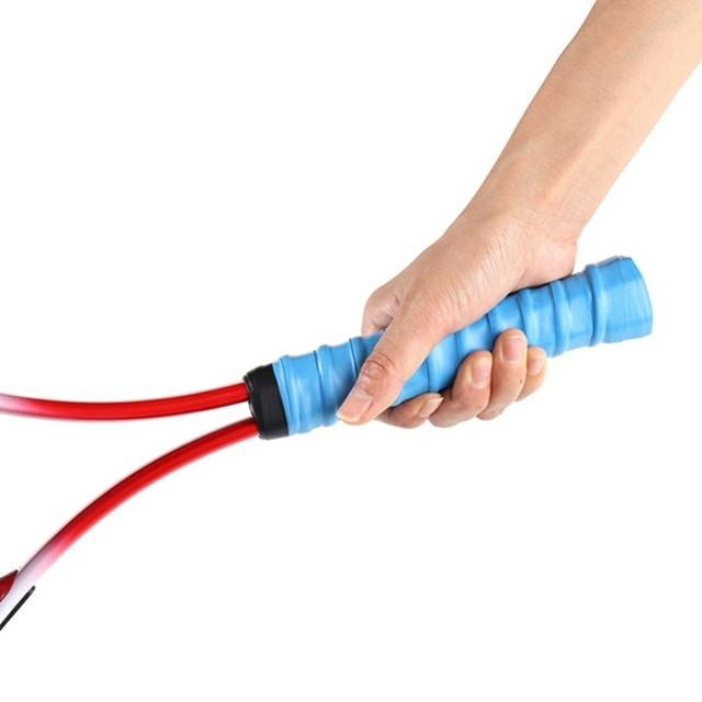 New Non-slip Tennis Racket PU Tennis Grip Sweat-absorbent Belt Badminton Grip Sports Sweat-absorbent Tennis Accessories 2020 4