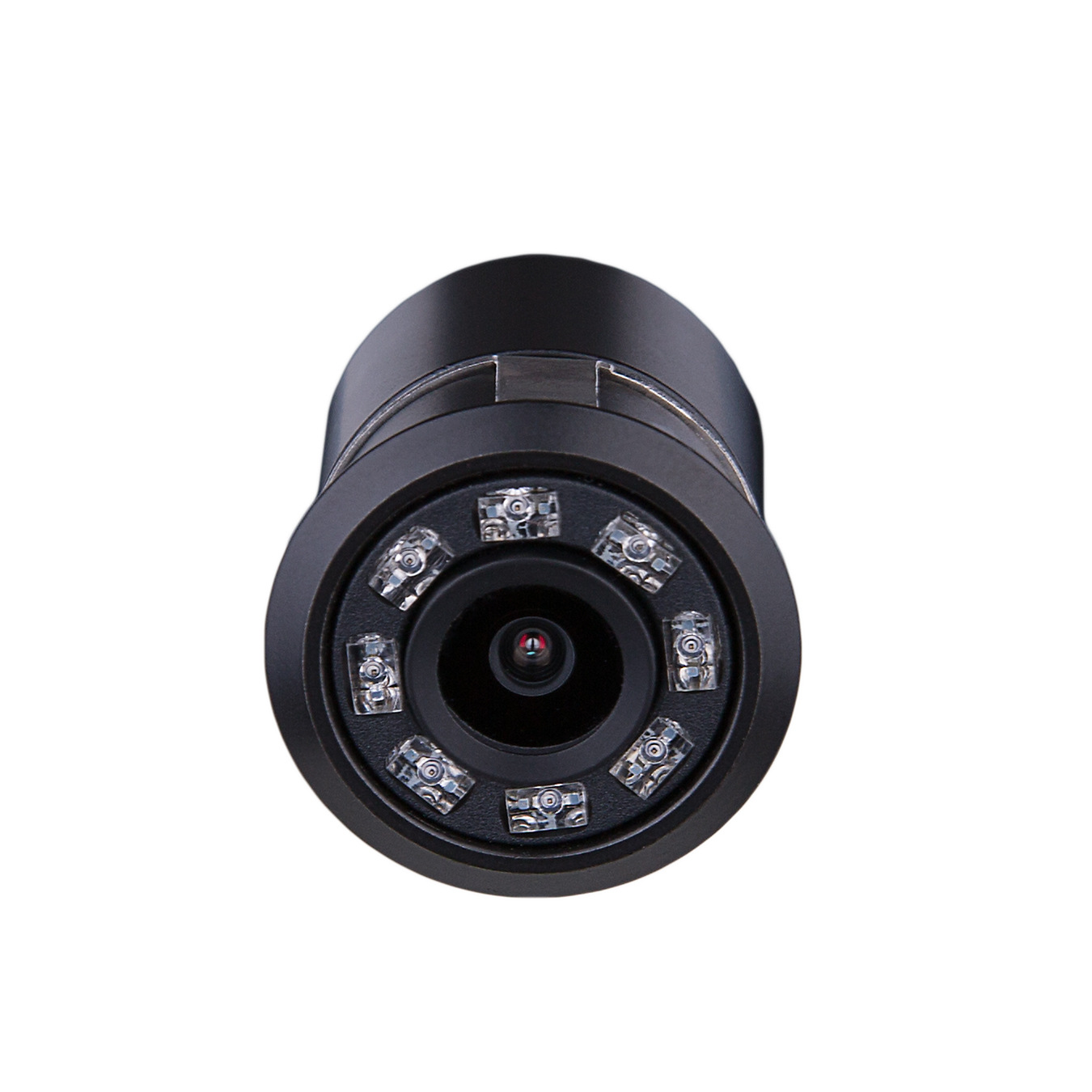 Rearview Camera Car Mounted Universal Punched Small Size LED High-definition Waterproof Rear View Image Factory Direct Selling