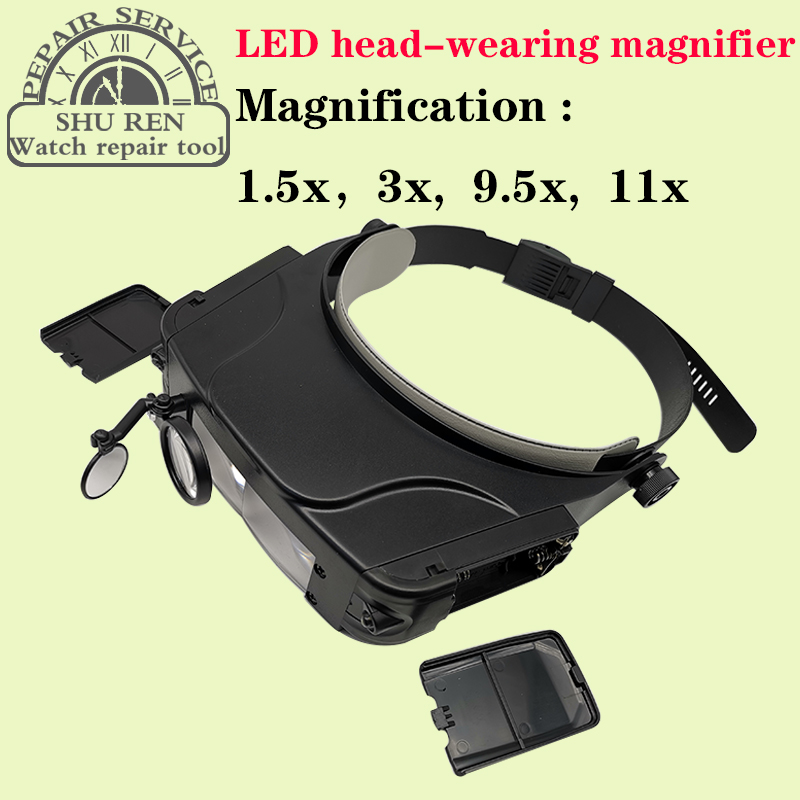 Enlarger Lens Enlarger Lens Hood Led Magnifying Glass Magnifying Glass Optical Glasses Len Magnifying Glass Repair
