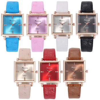 2020 New Hot Sale Fashion Belt Series Bracelet Watch Exquisite Multicolor For Square Diamond Watches Joker Lady Wrist