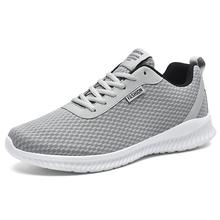 2020 nowe modne buty w stylu Casual Men Sneakers letnia wiosna zrywka Mans obuwie wygodne buty męskie Tenis Masculino tanie tanio Sainimo Płótno Przypadkowi buty RUBBER Lace-up Pasuje prawda na wymiar weź swój normalny rozmiar Podstawowe Wiosna jesień