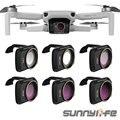 Sunnylife аксессуары для DJI Mavic Mini UV CPL камеры Профессиональный фильтр ND8 ND16 ND32 ND4 стекло для MAVIC мини фильтр объектива