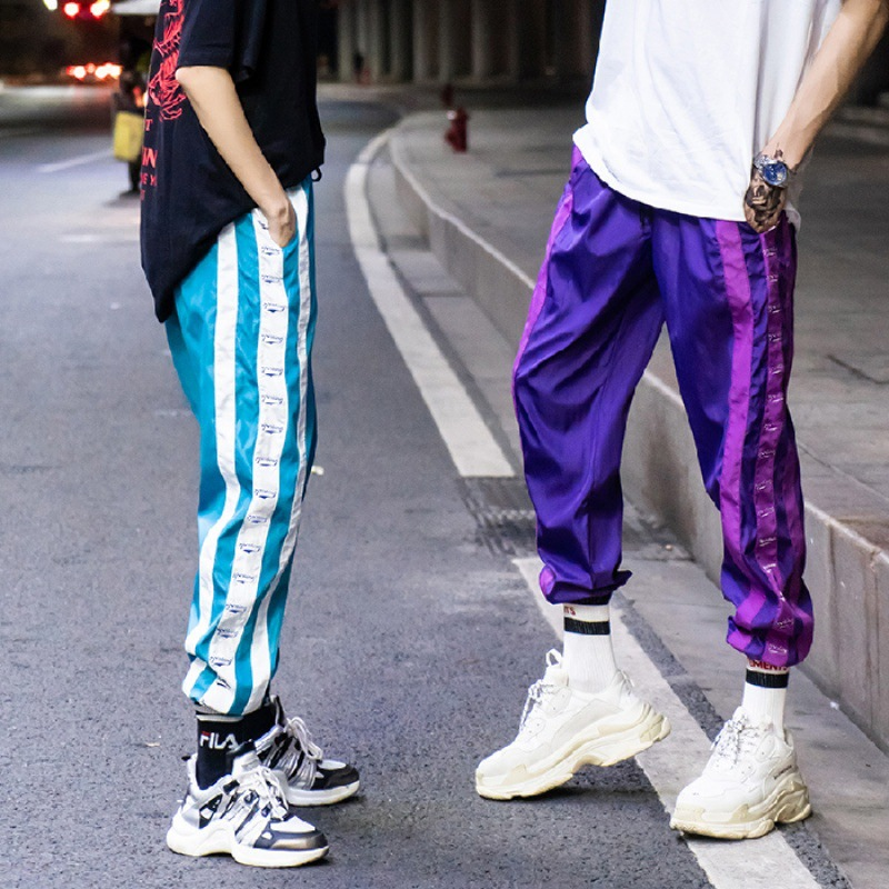 MEN'S WEAR Country Popular Brand Loose-Fit Harem Casual Pants