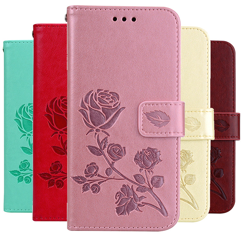 Leather Wallet <font><b>Case</b></font> For <font><b>Samsung</b></font> Galaxy <font><b>J5</b></font> <font><b>2017</b></font> J530 Rose <font><b>Flip</b></font> <font><b>Case</b></font> For <font><b>samsung</b></font> <font><b>j5</b></font> <font><b>2017</b></font> Galaxy <font><b>J5</b></font> <font><b>2017</b></font> Flower Phone <font><b>Case</b></font> image
