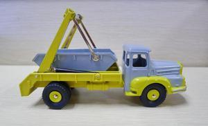 Image 2 - Atlas Dinky do ciężarówek 38A UNIC Multibenne Diecast zabawki 1:43