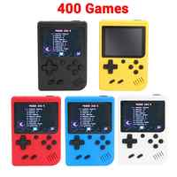 3 inch Handheld Retro Game Console TFT color screen Built-in 400 Games 8 Bit Classical Game Player for FC Games Kids Toys Gifts