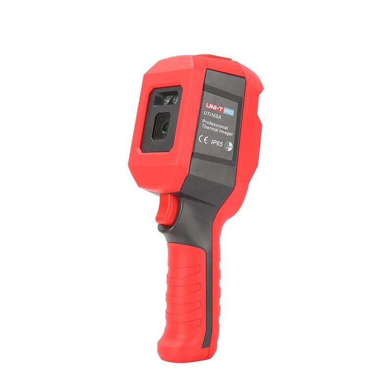 Image 3 - Deteção elétrica handheld do termômetro industrial da imagem  térmica da alta precisão uti165a da imagiologia térmica infravermelha  UNI TInstrumentos de temperatura