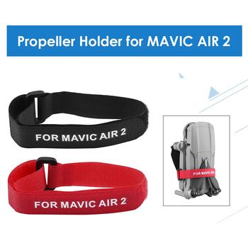 Śmigło Fixator Protector Prop Holder stabilizatory Pack 2 dla DJI Mavic Air 2 wielofunkcyjny gorąca sprzedaż śmigła posiadacze tanie i dobre opinie vanpower 38x2x2cm CN (pochodzenie) for DJI Mavic Air 2 Propeller Fixator
