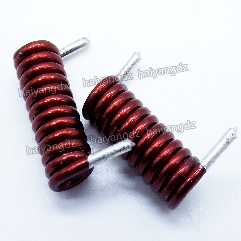 50 pieces Fixed Inductors 1.8uH 20/% TOL Rod Core Choke