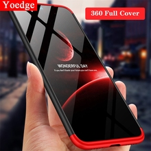 360 Full Cover Luxury For Xiaomi Redmi Go 5 Plus 6A S2 Note