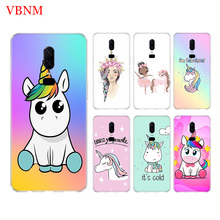 My Unicorn Funny New Phone Back Case For OnePlus 7 Pro 6 6T 5 5T 3 3T 7Pro 1+7 Art Gift Patterned Customized Cases Cover Coque цена