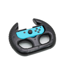 Controller Nintend-Switch Steering-Wheel Helm-Game Joy-Con for Remote 2pcs NS Dropship