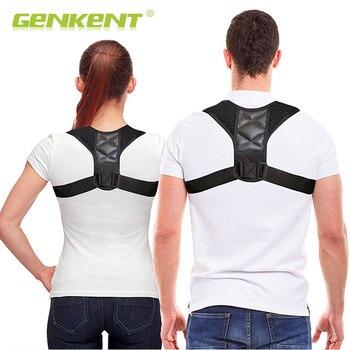 Clavicule médicale Posture correcteur adultes enfants dos soutien ceinture Corset orthopédique orthèse épaule correcte