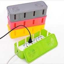 Cable Storage Box Wire Management Socket Tidy Organizer Home for baby safety Safety Organize