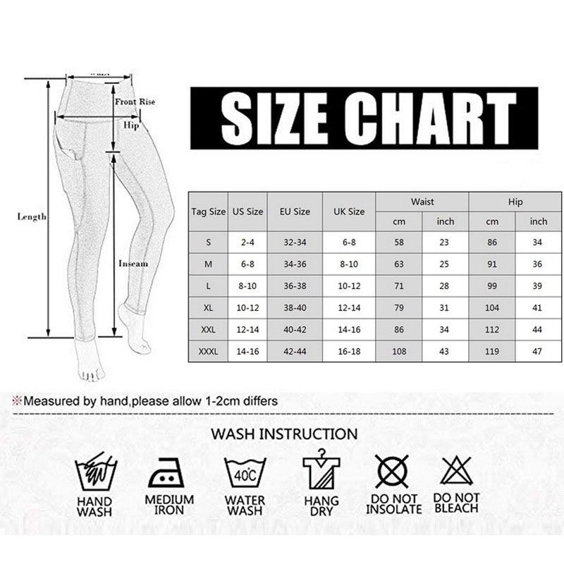 Autumn And Winter Warm Pants Hot Selling High Waist Legging Plain Salad Women Pants Women Winter Leggings 15