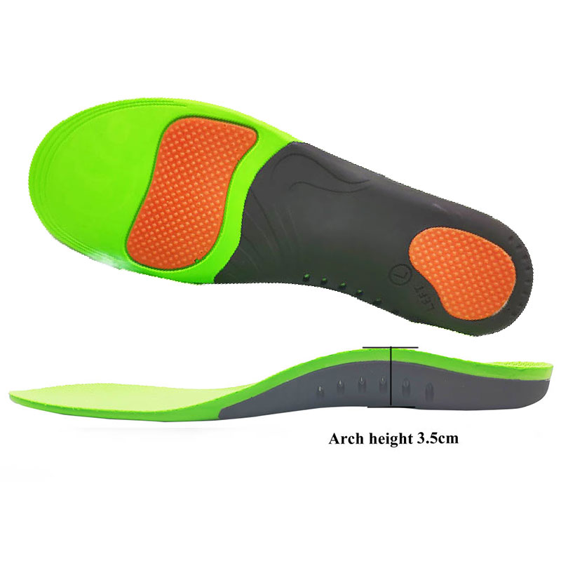 Best Arch Foot Orthopedic Shoes Sole Insoles For Shoes Pad X/O Type Leg Correction Flat Foot Arch Support Sports Shoes Inserts