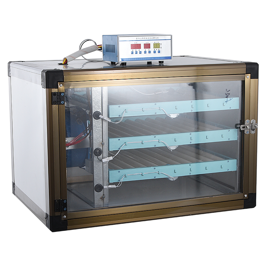 240pcs Capacity Eggs Incubator Household Fully Automatic Hatching Incubator Hatcher For Chicken Duck Goose Poultry Eggs