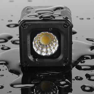Image 3 - Ulanzi miniluz LED multifunción L1 Pro para vídeo, 10M, resistente al agua, con 20 filtros de colores para cámaras de acción de bolsillo Gopro/DJI OSMO
