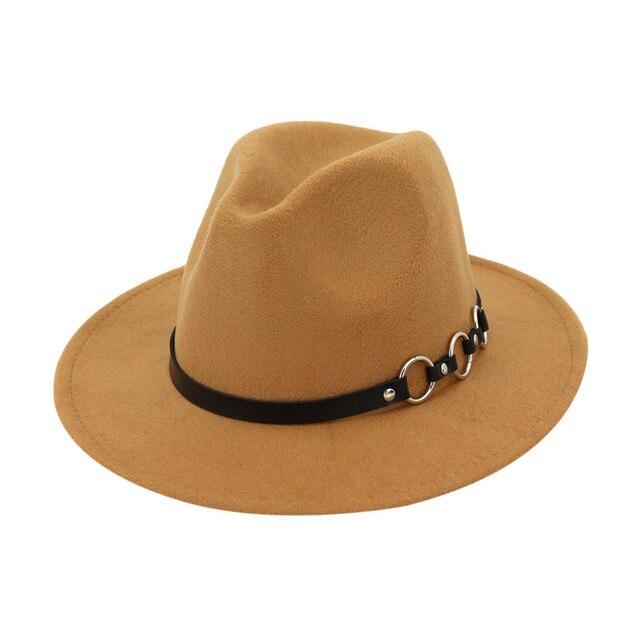New Vintage Wide Brim Sun Hats For Women Men with Belt Buckle Adjustable Casual Cotton Hats Summer Outdoors Beach Hat Zer