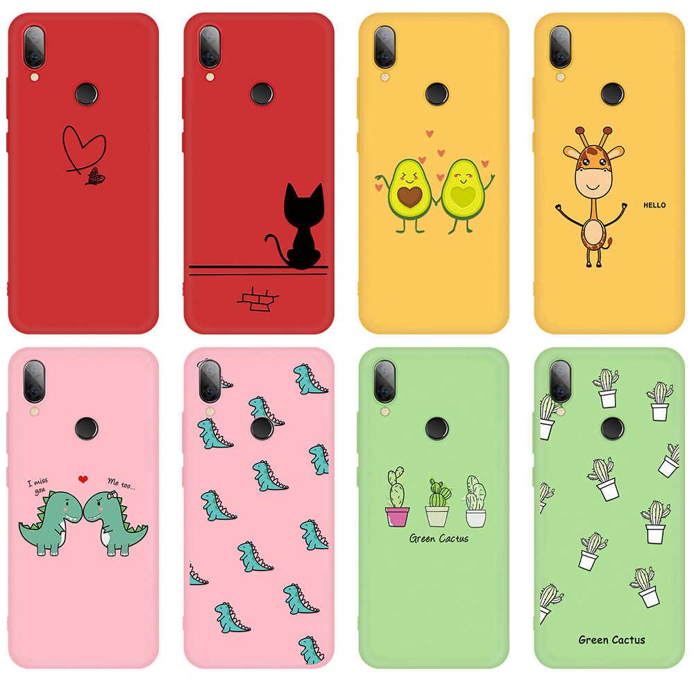 Silikon Lembut Tpu Ponsel Case untuk Xiao Mi 6X A2 Mi A2 Lite Berwarna-warni Pola Cover untuk Xiao Mi Merah MI 6 7A K20 Note6 Note7 Pro Tritone