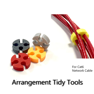 Cat6 Category 6 Cables Organiz