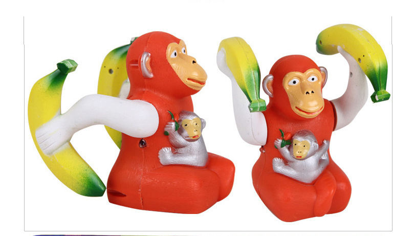 New Style Had Bananas Will Somersault Of Monkey Electric Tilting Gorilla Children Stall Toy