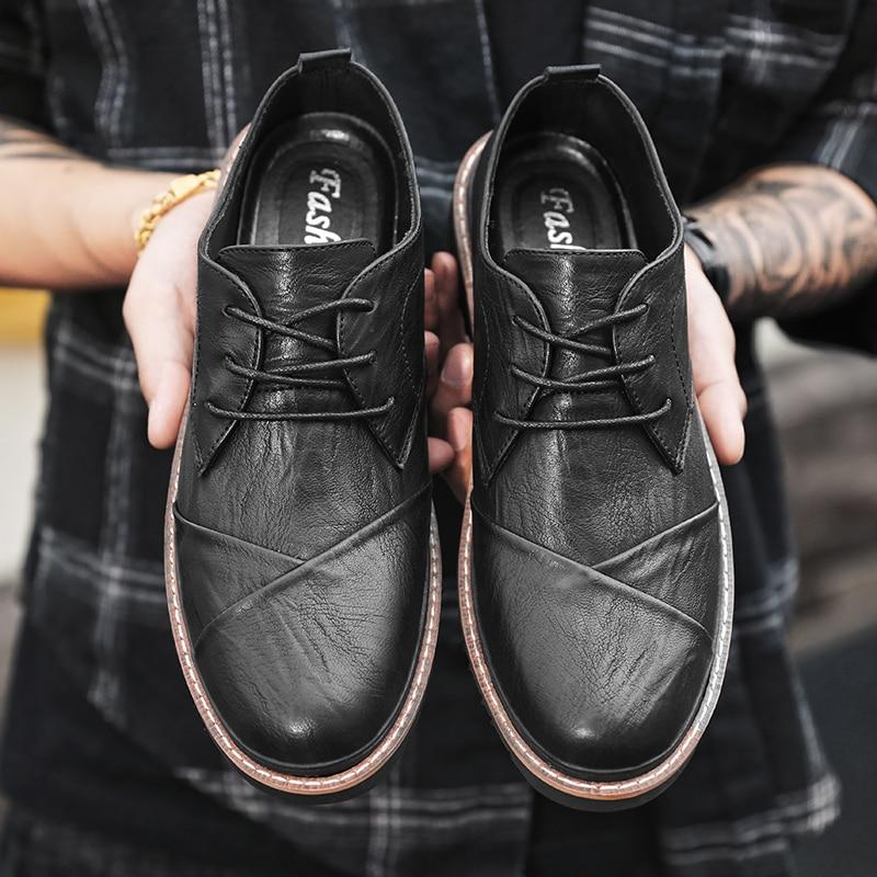 Men Shoes  Mens Casual Shoes Mens Casual Sneakers Trend Casual Mens Sneakers Casual Shoes 2020 New