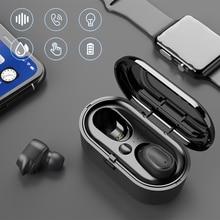Bluetooth Headset TWS Wireless Earphones Earbuds Stereo In-E