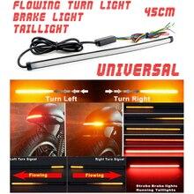 Lamp Strobe Light DC 12-24V 6500 k IP67 Car 45cm Motorcycle Sequential