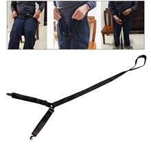 Брюки для пожилых людей черные брюки помощи 99  15 см