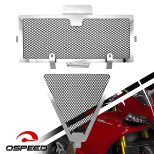 For Ducati Panigale 899 959 1199 1299 2020-2000 Motorcycle Parts Radiator Protector Guard Grill Cover Cooled Protector Cover CNC