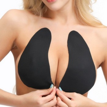 Bandage Strapless Invisible Push Up Bras For Women