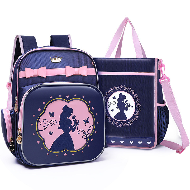 2020 Orthopedic school bags for teenage girls bookbag Children kids bag  Backpack mochila Primary School Bag|School Bags| |  - title=