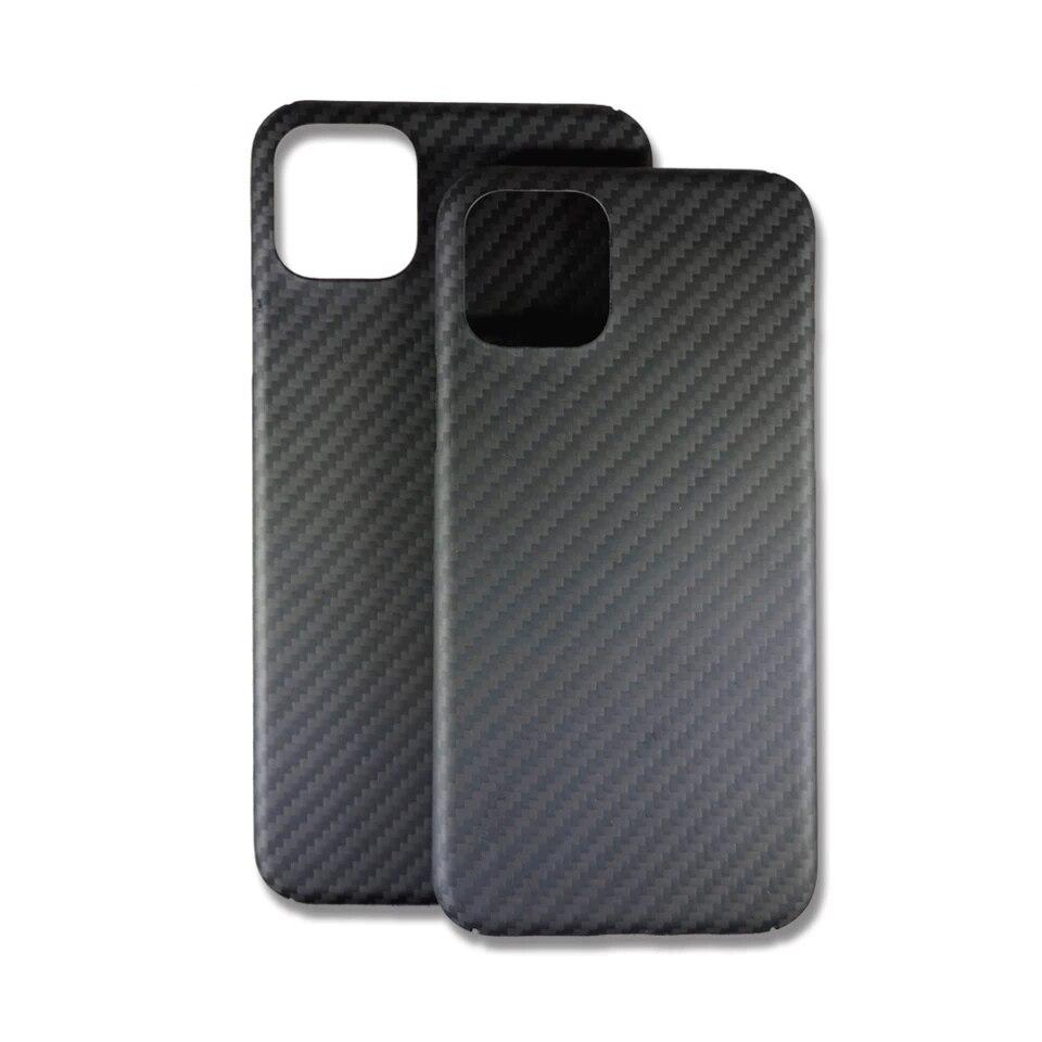 Новинка по форме спортивного автомобиля ультра легкий матовый 100% настоящая крышка из углеродного волокна для iPhone11 чехол для iPhone 11 Pro Max чехо
