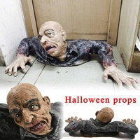 Halloween Scary Haunted House Props Horror Layout Crawling Body Creepy Little Corpse Zombie Ghost Home Bar Halloween Party Decor