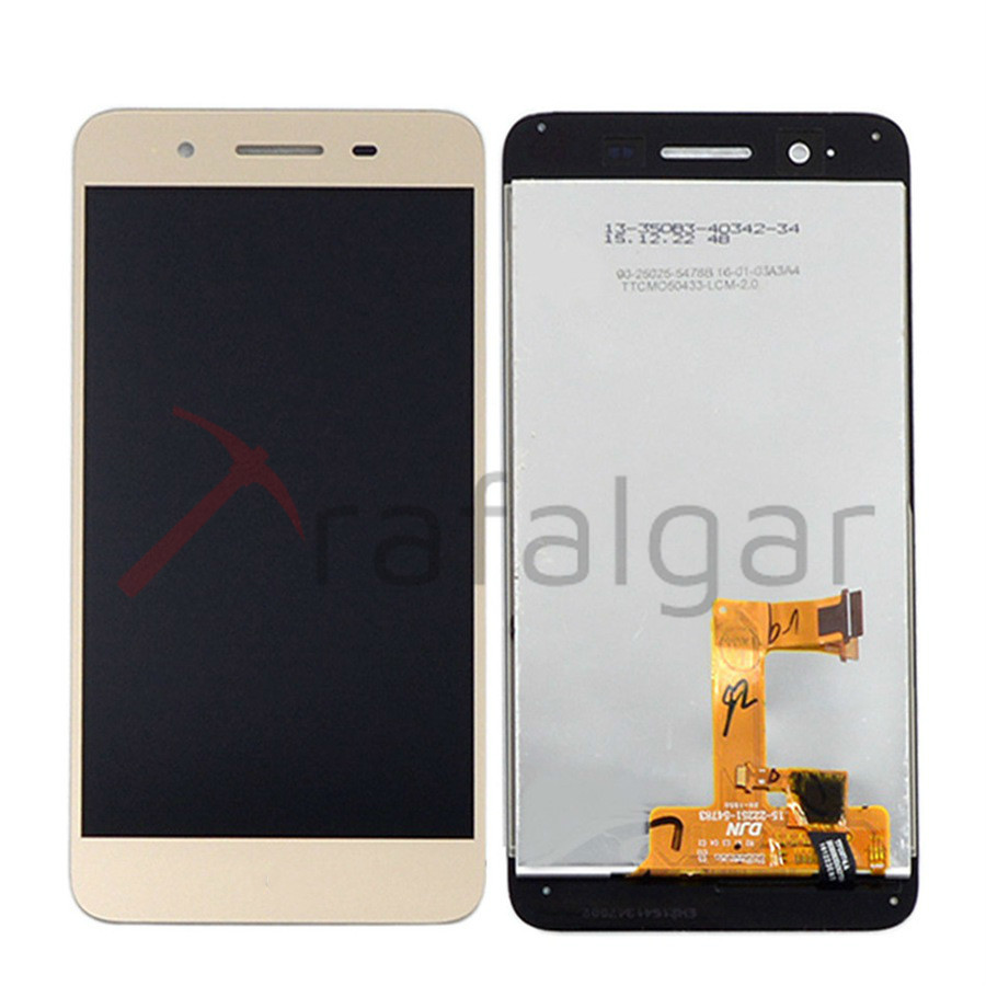 Image 3 - For Huawei P8 Lite Smart LCD Display Touch Screen Digitizer Replace For Huawei P8 Lite Smart LCD With Frame GR3 TAG L01 ScreenMobile Phone LCD Screens   -