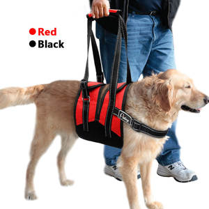 Harness Support-Vest Link Handle Dog-Lift VIP Mesh-Nylon Reflective Large Dogs Adjustable