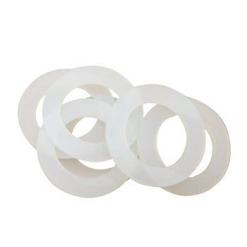 цена на 5 piece Silicone Gasket for Camlock coupling Type B C D   Stainless Steel SS304 Soft Sealing Gasket