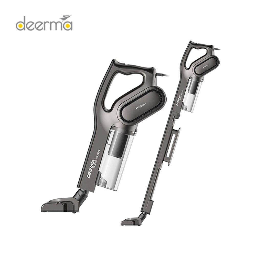 Deerma DX700S 2 en 1 600 W sans fil domestique aspirateur Vertical de poussière multifonction forte aspiration Ereta Portrait aspirateur |
