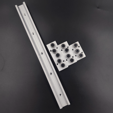 Built-in dual-axis linear guide…