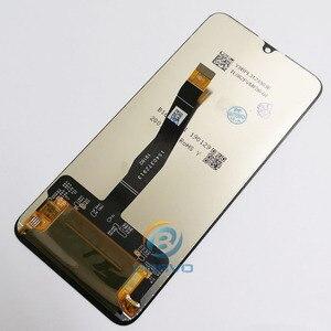 Image 5 - لهواوي P الذكية 2019 شاشة LCD عرض التمتع 9S مع اللمس مع الإطار الجمعية استبدال إصلاح أجزاء