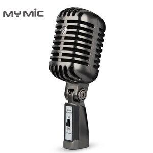 Image 1 - 私のマイク放送FG02プロレトロコンデンサースタジオ録音用マイク