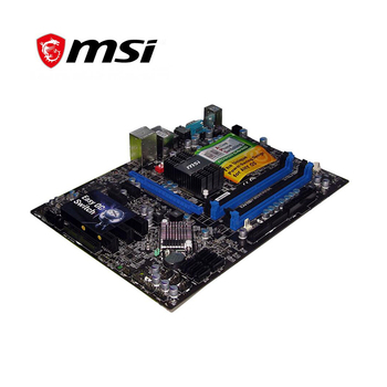 For MSI P45T-C51 Motherboard LGA 775 DDR2 16GB For Intel P45 Desktop Mainboard SATA II PCI-E X16 Used
