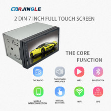 Hot Sale 2 DIN 7Inch MP5 HD1080P Full Touch Screen Car Multimedia Player Stereo MP5 With FM Radio Bluetooth USB TF