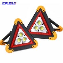 Alarm-Lamp Warning Triangle Emergency-Breakdown Multi-Function-Search-Lights Strobe Leds