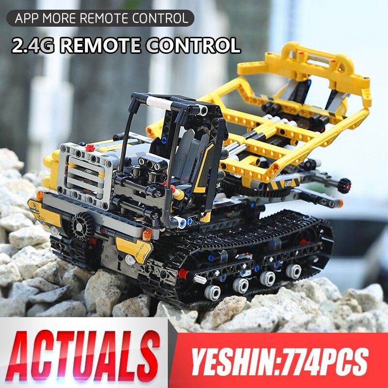 technic carro rc motor carregador compativel 42094 01